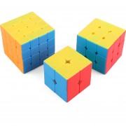 3Pcs Cubing Classroom MF9302 2x2/3x3/4x4 Cubo Magico Rompecabezas