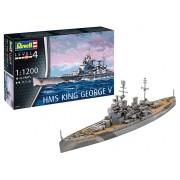 REVELL HMS King George V Modelmaking