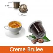 Caffè Kickkick 10 Creme Brulee Compatibili Nespresso