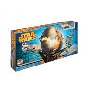 Hot Wheels Star Wars Death Star Battle Blast Track Set