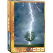 Boosterbox Lightning Striking Tree - Puzzel (1000)