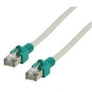 Patch cord FTP cross over - 20m gri cat.5e