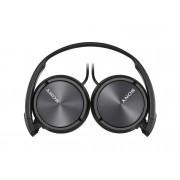 Sony Auriculares con cable SONY MDRZX310AP (On ear - Micrófono - Atiende llamadas - Negro)