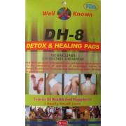 Plasturi pentru vindecare si detoxifiere Detox Healing DH-8