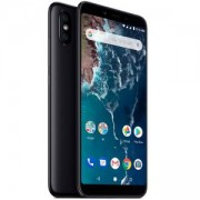 Смартфон Xiaomi Mi A2 4/32 GB Dual SIM, 12 MP/ 20 MP, Android, Черен, MZB6465EU