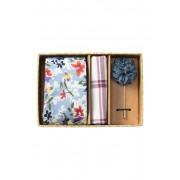 Original Penguin Ancel Floral Tie 3-Piece Set BLUE