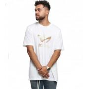 Adidas Originals Camiseta Adidas Camo Infill Tee Blanco Extra Large Xl