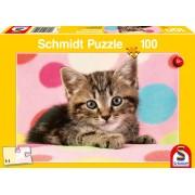999 Games Lieve Kitten - Puzzel (100)