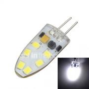 3W G4 2-pins LED-lampen Verzonken ombouw 12 SMD 2835 150-250 lm Warm wit Koel wit 3500/6500 K Dimbaar DC 12 AC 12 V