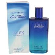 Davidoff Cool Water Pacific Summer Eau De Toilette Spray 4.2 oz / 124.21 mL Men's Fragrances 536015