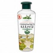 Herbária Cserszömörcés szájvíz, 250 ml - mentolos