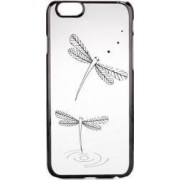 Skin Tellur iPhone 6 6S Libelula Negru