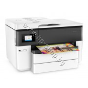 Принтер HP OfficeJet Pro 7740 Wide Format, p/n G5J38A - HP цветен мастиленоструен принтер, копир, скенер и факс