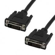 MCL - Cordon DVI-D mâle / mâle dual link (24+1) - 5m ( MC373-5M )