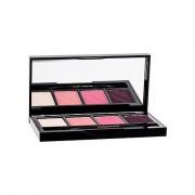 Collistar Portofino 4 Eye Shadow Palette palette di ombretti, tre colori 5,6 g tonalità 1 Sunset in The Bay donna