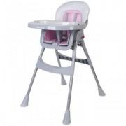 Scaun pentru Masa copii 6luni-3Ani Sun Baby Roz