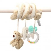 NEW BORN NEW HOPE Baby Kids Spiral Rabbit Musical Mobile Stroller Car Bed Hanging Educational Rattles Toy