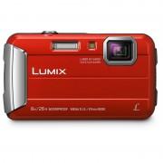 Panasonic Lumix DMC-FT30 16.1MP Vermelha
