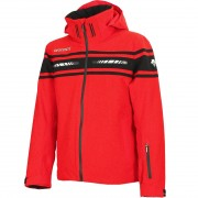Descente Men Jacket Lynn Canyon electric red