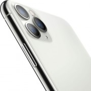 Apple - iPhone 11 Pro 512GB - Silver (AT&T)