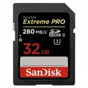 SanDisk Extreme Pro SDHC de 32 GB de tarjeta de memoria SDSDXPB-032G