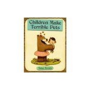 Children Make Terrible Pets - Little, Brown And Company - Us