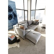 Innovation slaapbank Cassius Deluxe Excess Lounger - 563 Creme