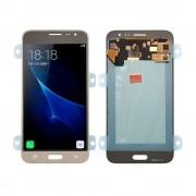 Doré Complet Ecran Tactile Vitre Lcd Pour Samsung Galaxy J3 2016 Sm-J320a J320m J320