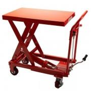 Import Robuuste hydraulische schaarliftkar