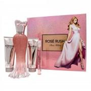 Paris Hilton Rose Rush EDP 100 ml+Mini 10ml+BL90 ml+Gel90 ml