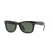 Ray-Ban Occhiale da Sole Ray Ban Folding Wayfarer RB 4105 (601)