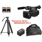 PANASONIC HC-X1 Broadcast KIT2