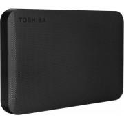 "Toshiba External Hard Drive Canvio Ready (6.35cm / 2.5 ""2TB, USB3.0, Black)"