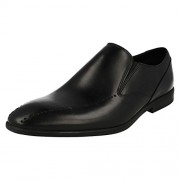 Clarks Men's Bampton Free Black Clogs and Mules - 9 UK/India (43 EU)