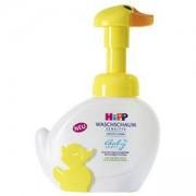 Измивна пяна за ръце и лице Babysanft - пате, HiPP, 266100