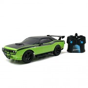 Jada Toys Fast & Furious 1 16 R/C Dodge Challenger Off Road Vehicle