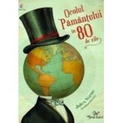 Ocolul pamantului in 80 de zile - Jules Verne Jonathan Burton