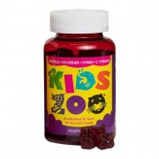 KidsZoo Kids Zoo Propolis+C-vitamin vegetablisk 60 st