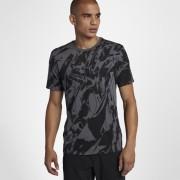 Tee-shirt imprimé Nike Dri-FIT Kyrie pour Homme - Gris