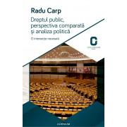 Dreptul public, perspectiva comparata si analiza politica. O intersectie necesara (eBook)