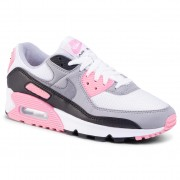 Обувки NIKE - Air Max 90 CD0490 102 White/Particle Grey/Rose/Black