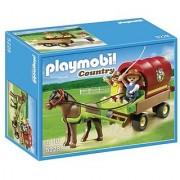 PLAYMOBIL Children's Pony Wagon
