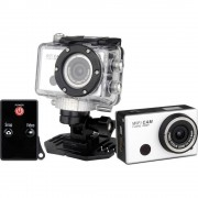 Akcijska kamera AC-5000W Denver vodootporna, otporna na udarce, zaštita od prašine, Full-HD, WLAN