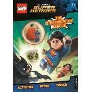 LEGO (R) DC Comics Super Heroes: The Otherworldy League! (Activity Book with Superman Minifigure) by Egmont Publishing UK