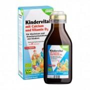 Floradix Salus, Floradix kindervital pour enfants avec calcium