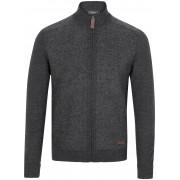MAERZ Muenchen Cardigan i 100% ren ny ull från MAERZ Muenchen grå