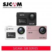 ?Barato! Stock SJCAM SJ8Air/Plus/Pro 4K Cámara de Acción WIFI Control remoto impermeable deportes DV 1290P cámara de Acción(#Negro)(#SJ8 Pro Full Set Box)
