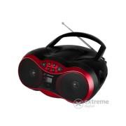 Radio portabil Sencor SPT 233, CD, MP3, USB, rosu-negru