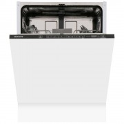 Samsung DW60M6040BB/EU Built In Fully Integrated Dishwasher - Black