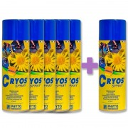 OFERTA 5 + 1: Cold Spray Cryos con Árnica 400 ml